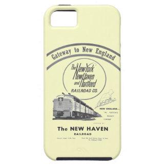 Entrada ferrocarril de Nueva Inglaterra, New Haven Funda Para iPhone 5 Tough
