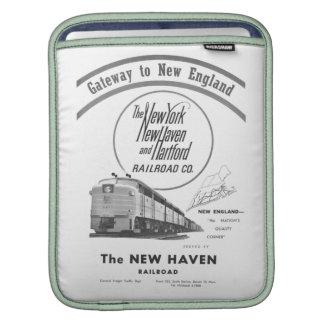 Entrada ferrocarril de Nueva Inglaterra, New Haven Mangas De iPad