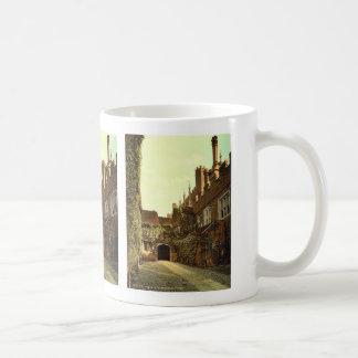 Entrada, Londres y suburbios del palacio del Hampt Taza De Café