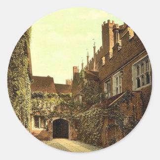 Entrada, Londres y suburbios del palacio del Etiqueta Redonda