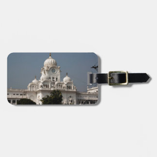 Entrance building of Golden Temple Luggage Tags