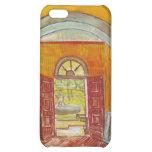 Entrance Hall of Saint-Paul Hospital by Van Gogh iPhone 5C Covers