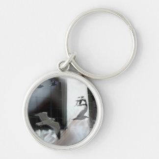 Entrance into Infinity Keychain