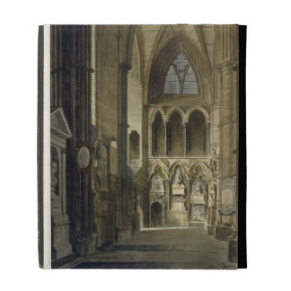 Entrance into Poet's Corner, plate 26 from 'Westmi iPad Folio Cases