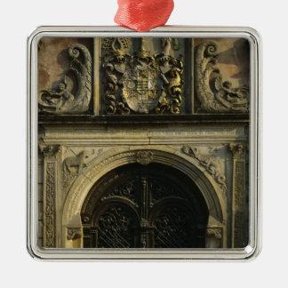 Entrance of City Hall Metal Ornament