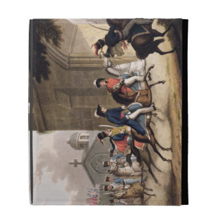 Entrance of Lord Wellington into Salamanca at the iPad Cases