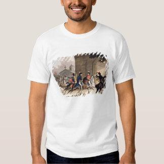 Entrance of Lord Wellington into Salamanca at the T-Shirt