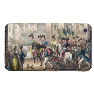 Entrance of the Allies into Paris, March 31st 1814 Barely There iPod Case