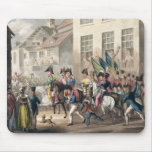 Entrance of the Allies into Paris, March 31st 1814 Mouse Pad