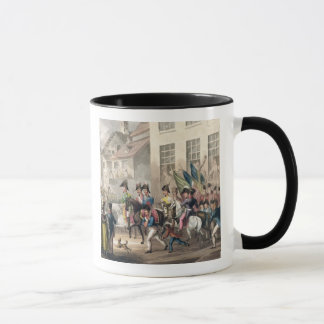 Entrance of the Allies into Paris, March 31st 1814 Mug