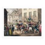 Entrance of the Allies into Paris, March 31st 1814 Postcard