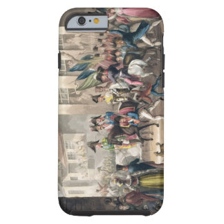 Entrance of the Allies into Paris, March 31st 1814 Tough iPhone 6 Case
