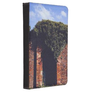 Entrance Themed, Secret  Labyrinth Entrance Gate W Kindle Touch Case