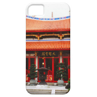 Entrance to a Chinese temple, Singapore iPhone 5 Cover