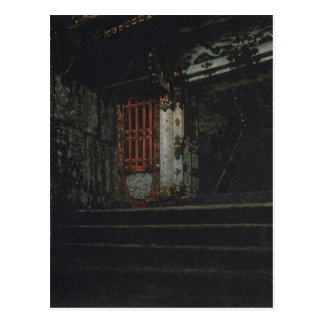 Entrance to a Temple in Nikko by Vasily Vereshchag Postcard