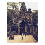 Entrance to Angkor Wat Post Cards