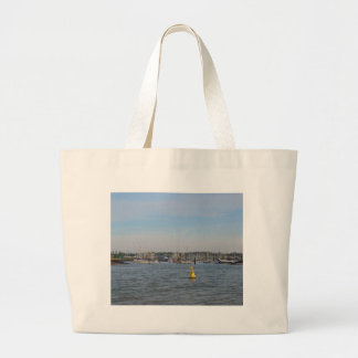 Entrance To Burnham Yacht Harbour Tote Bags