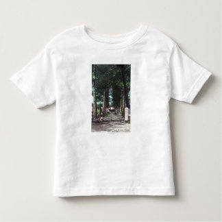 Entrance to Casa Theodore Wagner View T-shirt