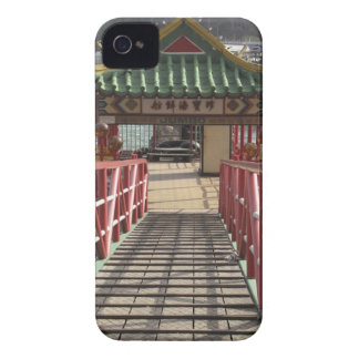 entrance to ferry pier for Jumbo Floating iPhone 4 Cover