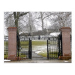Entrance to Mellon Park, Pittsburgh, PA Postcards
