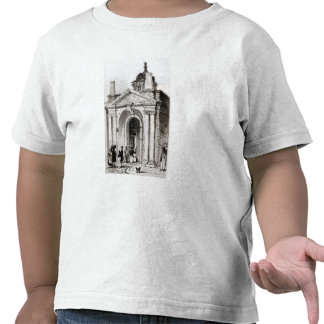Entrance to Montague House T Shirts