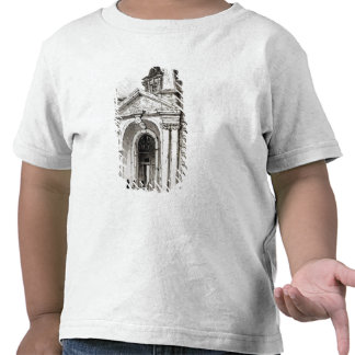 Entrance to Montague House Tee Shirts