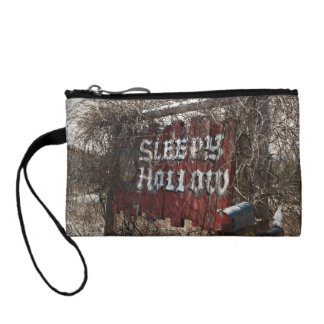 Entrance to Sleepy Hollow Coin Wallet