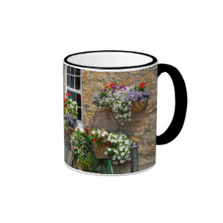 Entrance to Smugglers Bed and Breakfast Coffee Mug