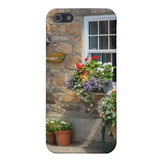 Entrance to Smugglers Bed and Breakfast Cover For iPhone SE/5/5s