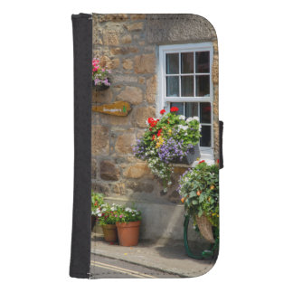 Entrance to Smugglers Bed and Breakfast Galaxy S4 Wallet Case
