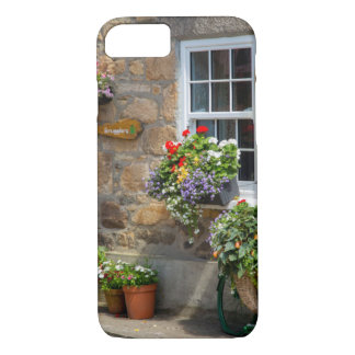 Entrance to Smugglers Bed and Breakfast iPhone 7 Case