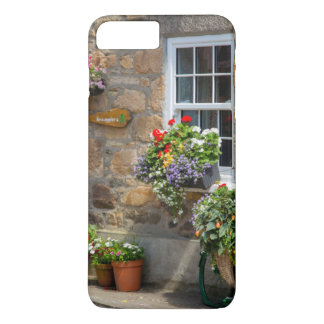 Entrance to Smugglers Bed and Breakfast iPhone 7 Plus Case