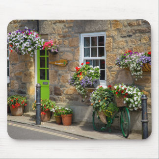 Entrance to Smugglers Bed and Breakfast Mousepads