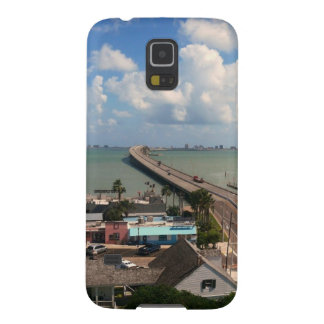 Entrance to South Padre Island Galaxy S5 Case