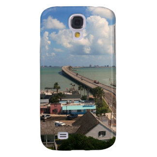 Entrance to South Padre Island Samsung Galaxy S4 Case
