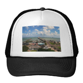 Entrance to South Padre Island Trucker Hat