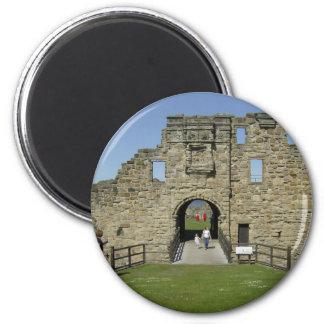 Entrance to St Andrews Castle Magnet