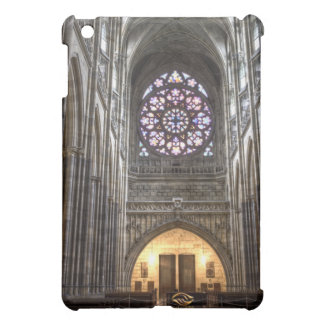 Entrance To St. Vitus Cathedral Prague iPad Mini Case
