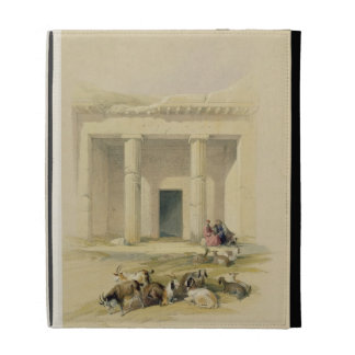 """Entrance to the Caves of Bani Hasan, from """"Egypt a iPad Case"""