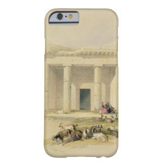 """Entrance to the Caves of Bani Hasan, from """"Egypt a Barely There iPhone 6 Case"""
