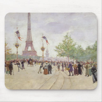 Entrance to the Exposition Universelle, 1889 Mouse Pad