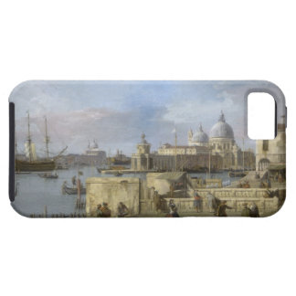 Entrance to the Grand Canal by Canaletto iPhone 5 Covers