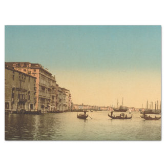 "Entrance to the Grand Canal I, Venice, Italy 17"" X 23"" Tissue Paper"