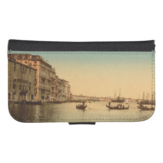 Entrance to the Grand Canal I, Venice, Italy Phone Wallet