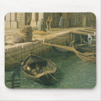 Entrance to the Grand Canal: Looking West, c.1738- Mouse Pad