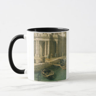 Entrance to the Grand Canal: Looking West, c.1738- Mug
