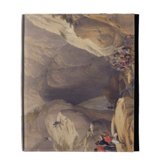 Entrance to the Kojak Pass from Parush, from 'Sket iPad Folio Covers