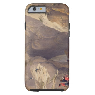 Entrance to the Kojak Pass from Parush, from 'Sket Tough iPhone 6 Case