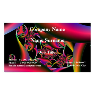 Entrance to the Labyrinth Business Card