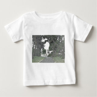Entrance to the Mansion Through the Trees Baby T-Shirt